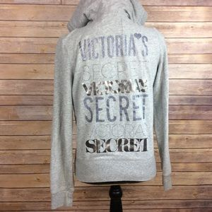 Victorias Secret Super Model Essentials Hoodie